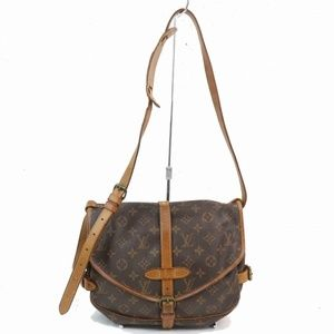Louis Vuitton Shoulder Bag Saumur 30 M42256 Browns